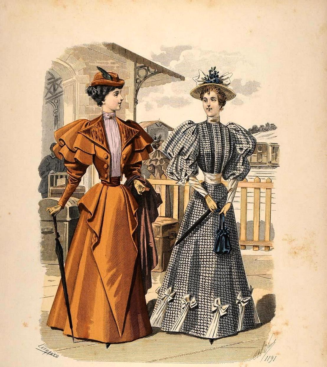 Moda en la edad contempor nea lavagne asociados for Estilo contemporaneo moda